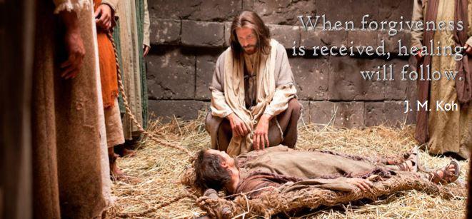 Forgiveness and Healing Go Hand in Hand – Emmaus Hut